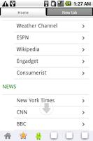 Screenshot of Angel Browser License