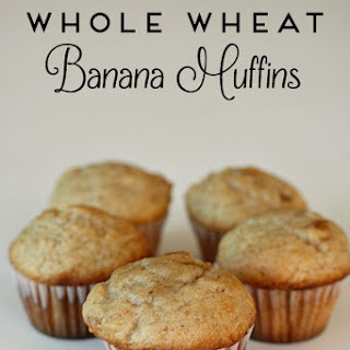 Whole Wheat Sugar Free Banana Muffins Recipes