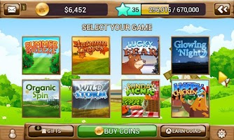 Screenshot of Farm Casino - Slot Machines