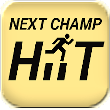 Next Champ HIIT Training Timer