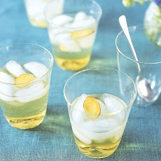 Lime-Ginger Coolers