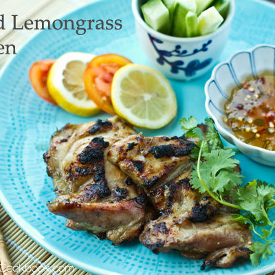 Grilled Lemongrass Chicken