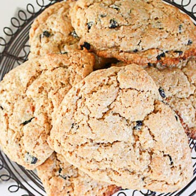 Blueberry and Fennel-Seed Scones