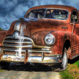 An old friend by Siniša Biljan - Transportation Automobiles (  )