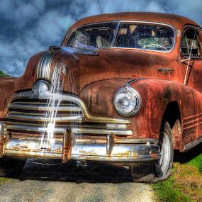 An old friend by Siniša Biljan - Transportation Automobiles (  )
