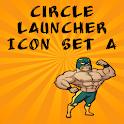 Icon Set A ADW/Circle Launcher