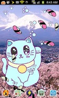 Screenshot of Kawaii Neko Ichi Lucky Cat LW