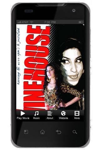 Amy Winehouse Revving at 4500