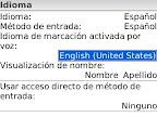Nuevo Parche idioma español para Blackberry y Parche Marcacion por Voz español 2