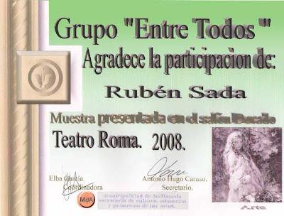 Premio municipalidad avellaneda poesía visual