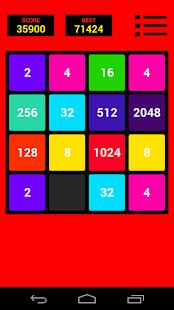 2048 APK for Bluestacks