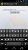 Screenshot of Gîtes et Chambres d'hôtes