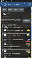 Screenshot of Cycle Planner