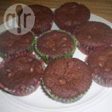 Sally's Double Chocolate Chip Muffins