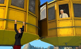 Screenshot of Broken Sword 5: Episode 2
