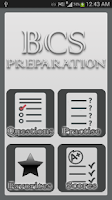 Screenshot of BCS Preperation
