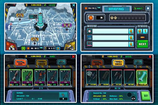 Chicken Warrior:Zombie Hunter - screenshot