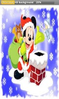 Screenshot of 2013 Christmas wallpaper