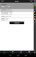 Screenshot of BNL Banking