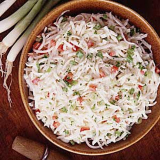 Vinegar Turnip Slaw Recipes