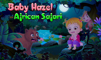 Screenshot of Baby Hazel African Safari