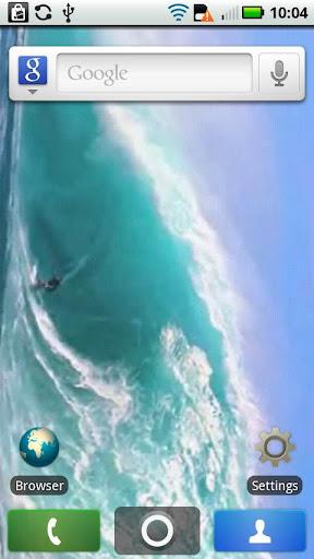 LIVE SURF Video WALLPAPER