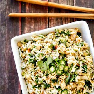 Asian Cabbage Salad Ramen Recipes