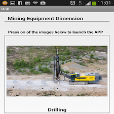 Mining - Drill Equipment