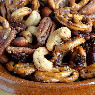 Pretzel & Nut Mix: The Best Holiday Snack Ever