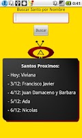 Screenshot of App Felicita Amigos Agusaroe