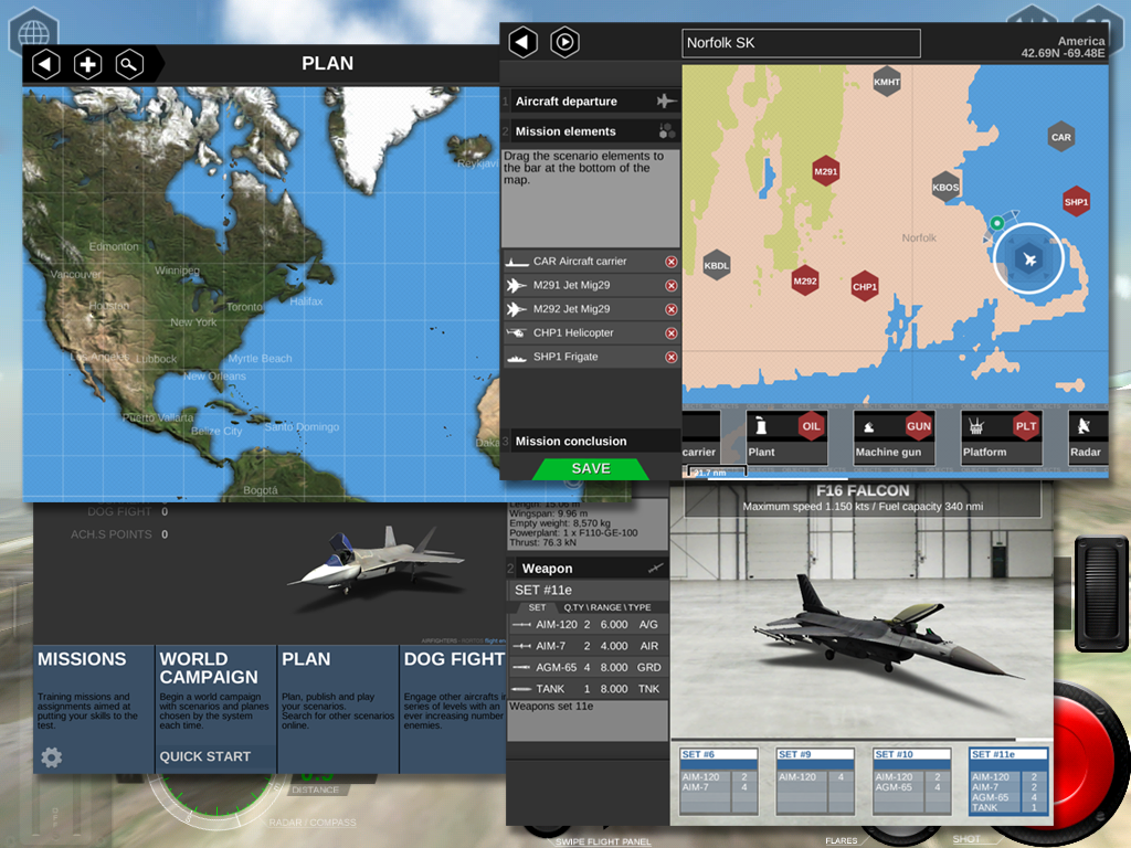 AirFighters Pro Screenshot 12