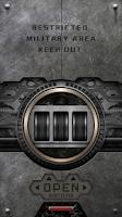 Screenshot of Code Lock Live Locker Theme