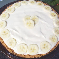 Banana Breeze Pie