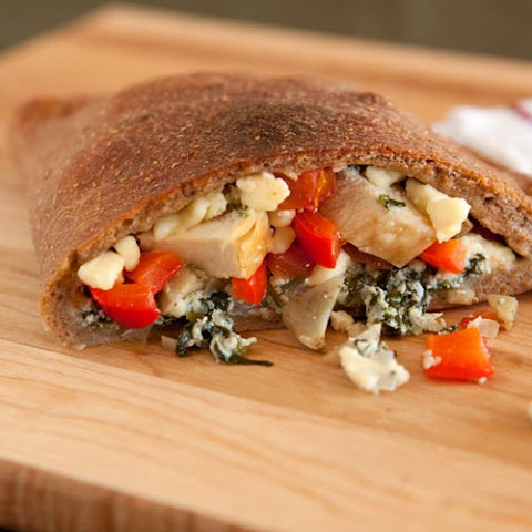 grain calzones mediterranean whole grain calzones recipes dishmaps ...