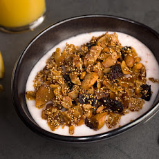 Popped Amaranth Granola  Recipe