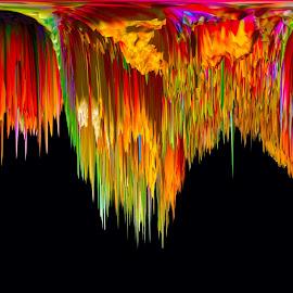 by Kris Pate - Digital Art Abstract