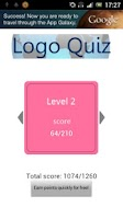 Screenshot of World Logo Quiz