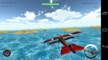 Screenshot of 3D Jet Fighter : Dogfight