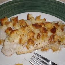 Orange Roughy Parmesan