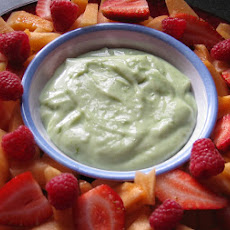 Easiest Fruit Dip Ever