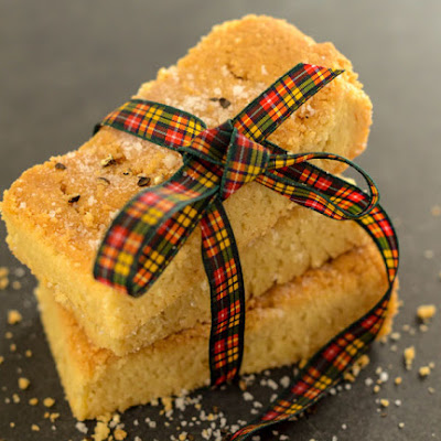 Salt and Pepper Shortbread