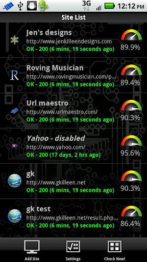 URL Maestro