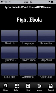 Fight Ebola - screenshot