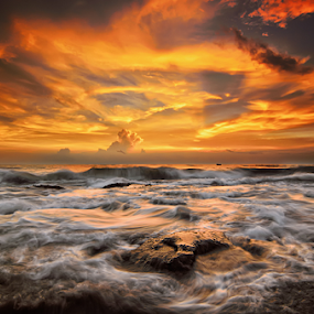blazt by Raung Binaia - Landscapes Waterscapes