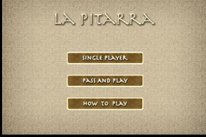 Screenshot of La Pitarra Lite