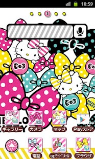 HELLO KITTY Theme35 - screenshot
