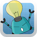 Robot Puzzle Factory for kids icon