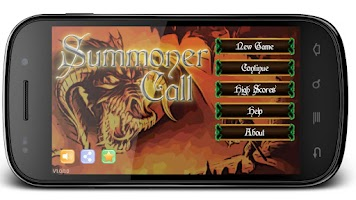 Screenshot of Summoner Call Unleashed