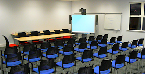 Theatre style Conference room at Duddingston Yards