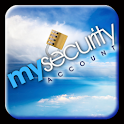 My Security Account icon